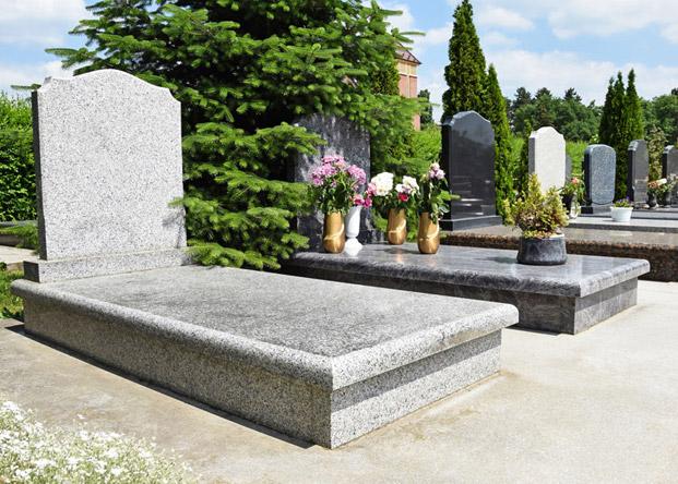 Comment sélectionner votre pierre tombale