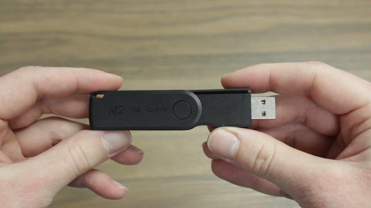 Clé USB camera espion