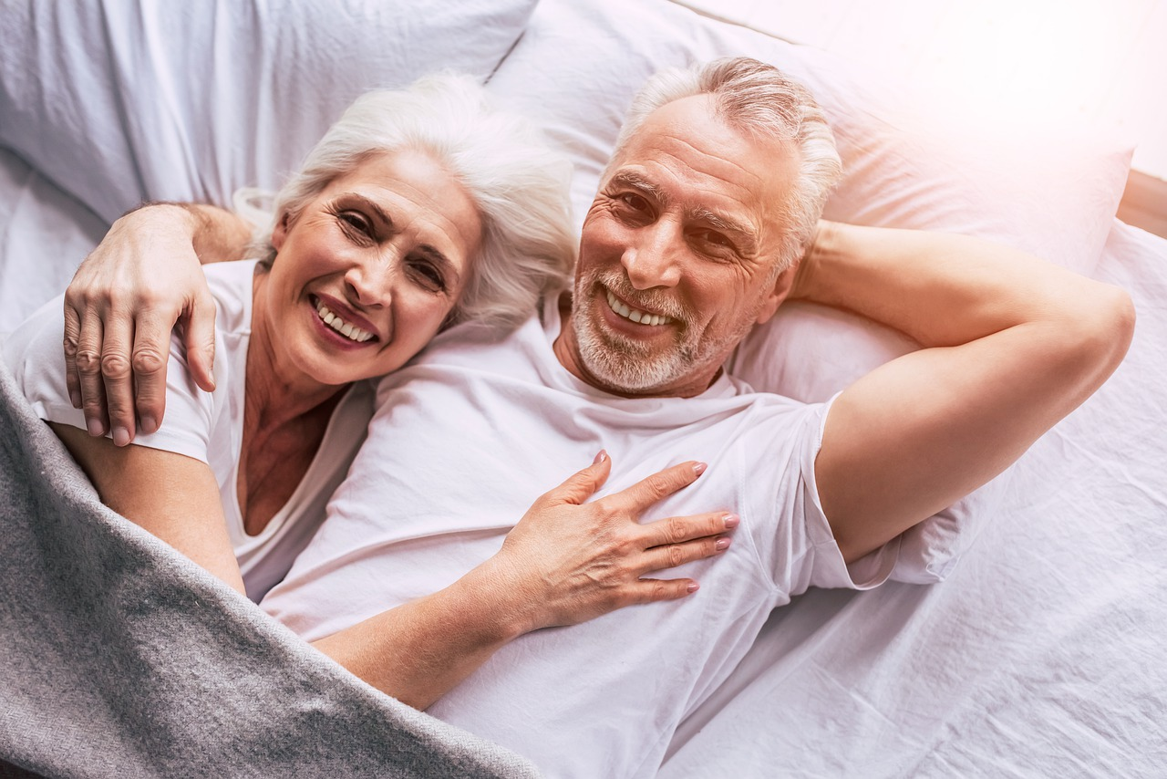 vieux parents